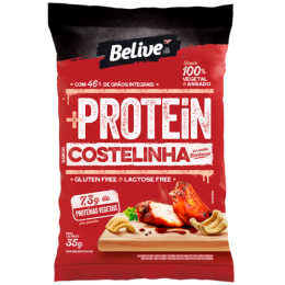 Snack +Protein - Sabor Costelinha ao Molho Barbecue.png