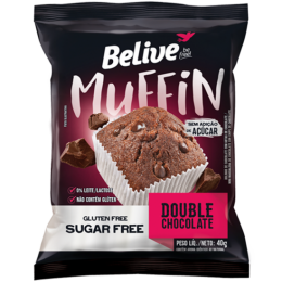 Muffin Belive Gluten Free Sugar Free Double Chocolate.png