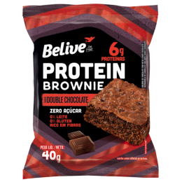 Protein Brownie Zero - Sabor Double Chocolate.png